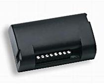 Externer Funkempfänger in einem schwarzem Kunstoffgehäuse kompatibel mit Rumatec und  Beninca Funksendern