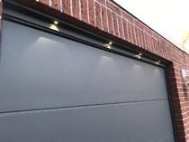 LED-Beleuchtung für Novoferm Garagensektionaltore